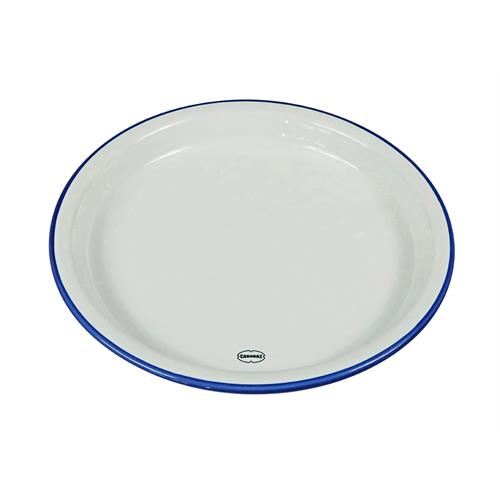 MEDIUM PLATE WH (expected from October)