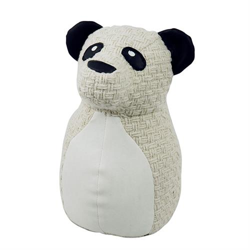 SALE / ROCKY PANDA doorstopper/bookend