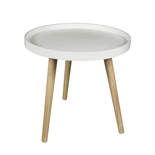 PS / SIDE TABLE WH